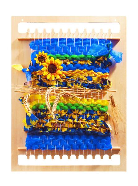 Kunstwebrahmen 54x40 cm