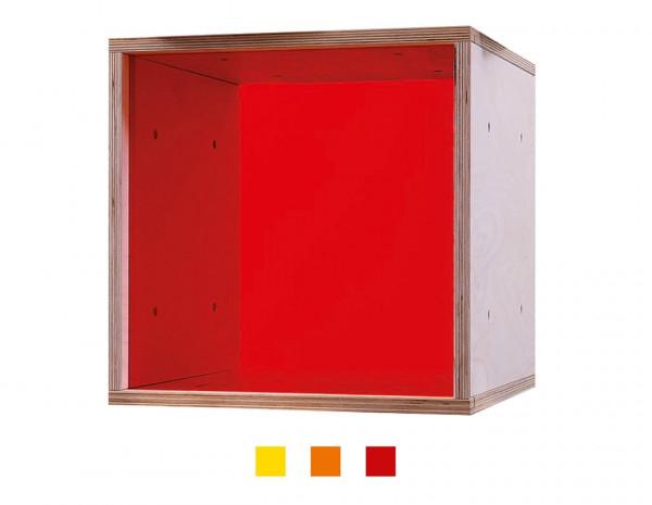 iCube in 3 Farben