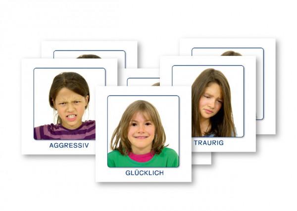 Karten Set Emotionen