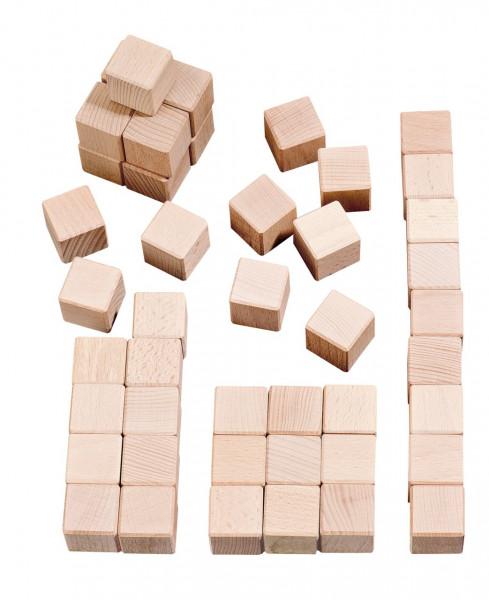 Holzwürfel 3x3cm 64er