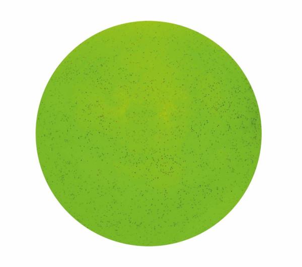 Glitzerball grün