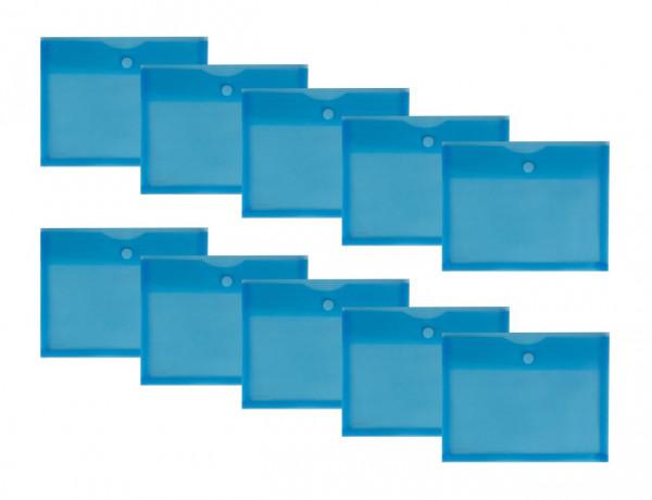 Dokumentenmappe A4 mit Klett 10er