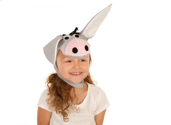 Kostümmütze Esel