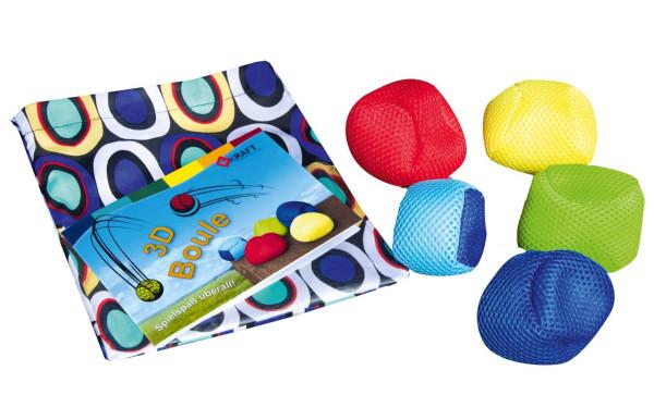 3D Boule Set mit Anleitung