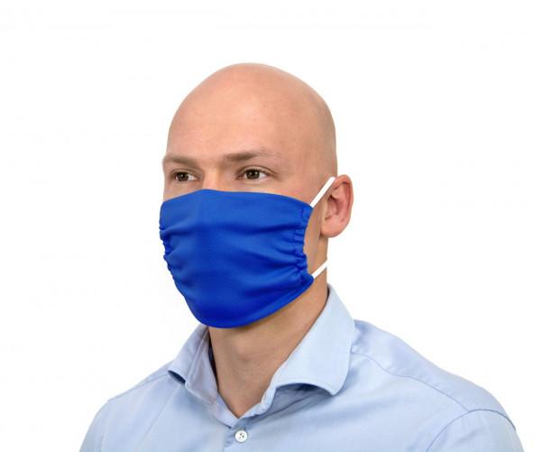 Mund-Nasen-Schutz blau