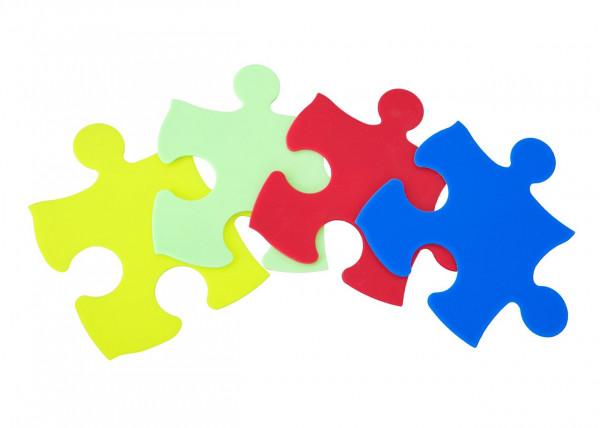 Puzzle Silikon 4 Teile
