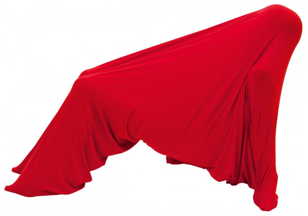 Tanzsack 110x80 cm rot